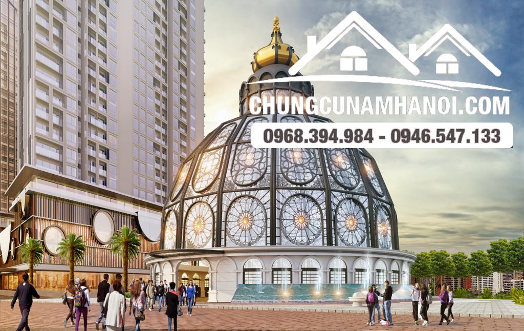 Tiện ích Hinode City 201 Minh Khai