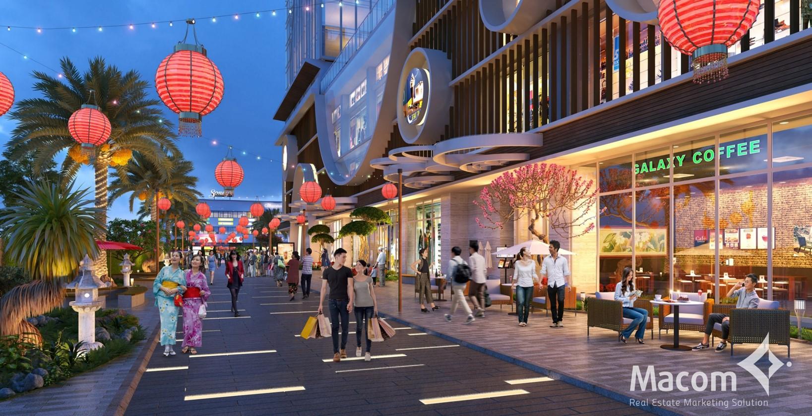 Dự án Hinode City 201 Minh Khai