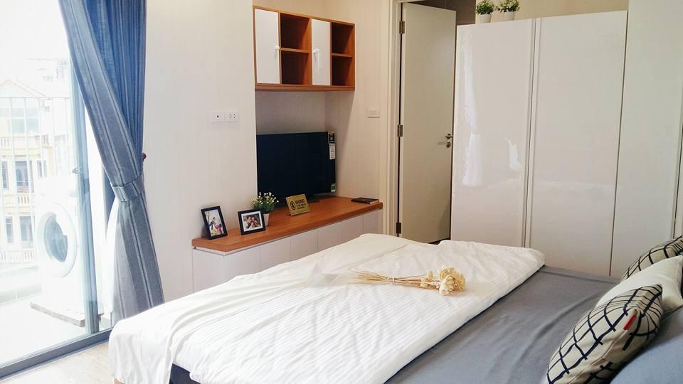 Phòng ngủ dự án UDIC Riverside