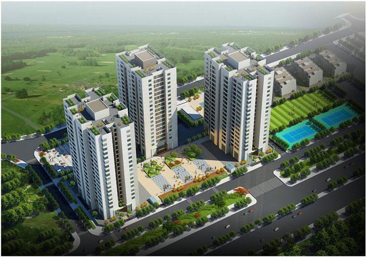 Tổng quan dự án căn hộ chung cư CT15 Việt Hưng - Green Park