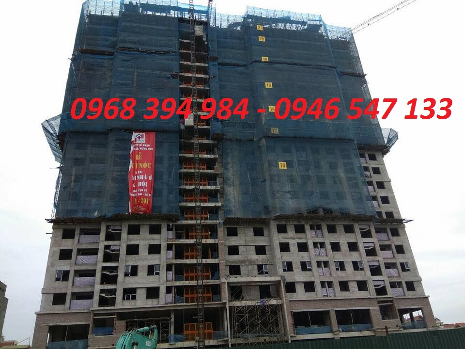 Cập nhật tiến độ Chung cư 987 Tam Trinh