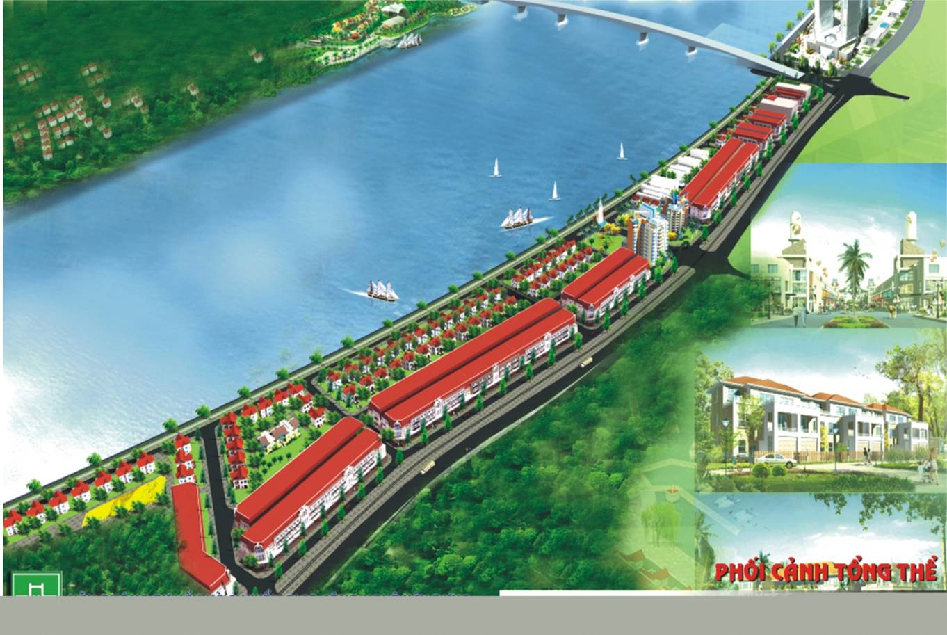 Dự án KĐT Bờ Đông Sông Đáy