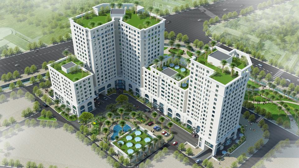 Tổng quan Ecocity Việt Hưng