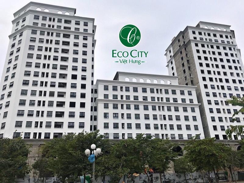 Tiện ích nội khu dự án ecocity việt hưng