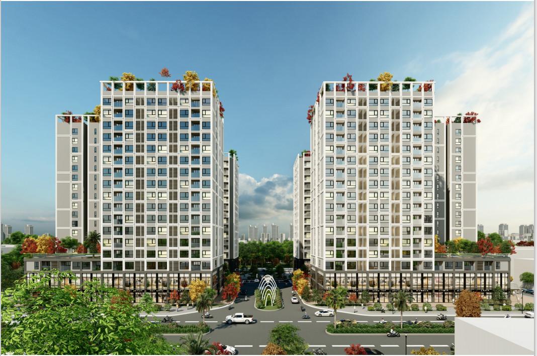 Tổng quan Eco city Smart Cổ Linh